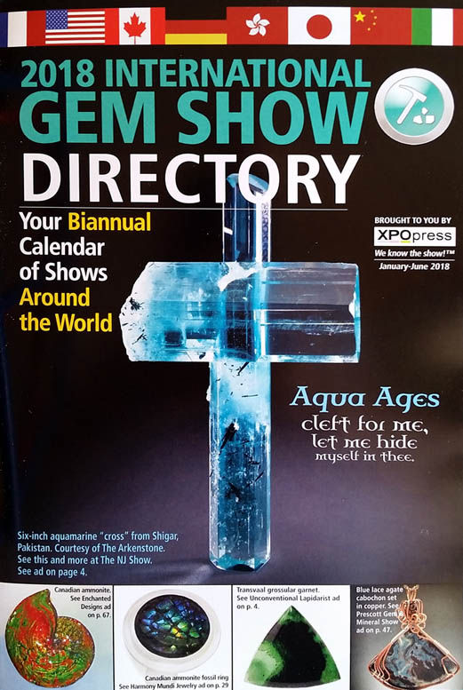 This Is The Gem Show Directory Another Wanna Be Why Get A Look Alike Real Tucson Guide