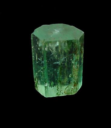 no 21138 beryl var emerald from takovaja ural