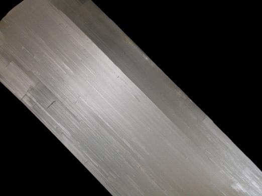 Gypsum Satin Spar ~ Photographs of mineral no gypsum var satin spar