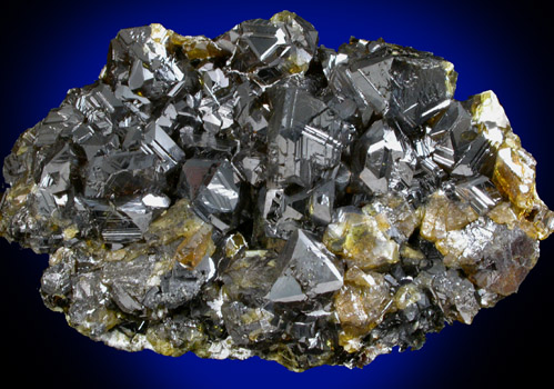 Sphalerite  Spinel-law Sphalerite Mineral