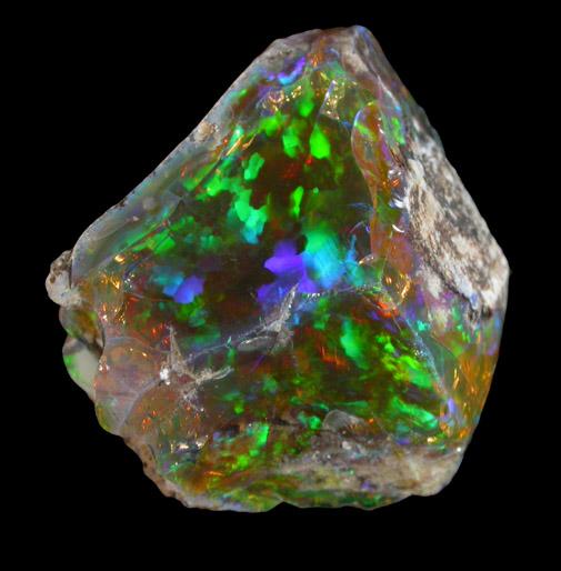 opals fire