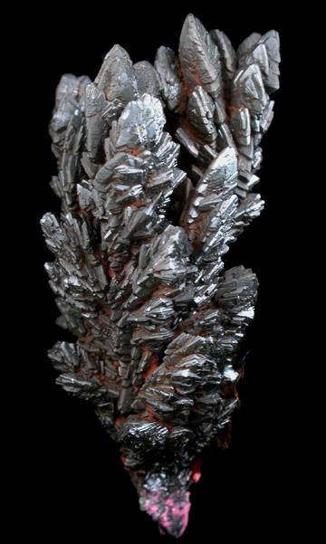 Otavi Namibia  city photos : ... Descloizite from Friesenberg, Otavi, Namibia in Online Mineral Museum