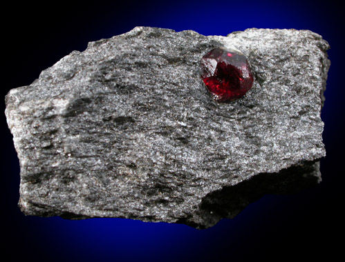 Photographs Of Mineral No 45281 Almandine Garnet From