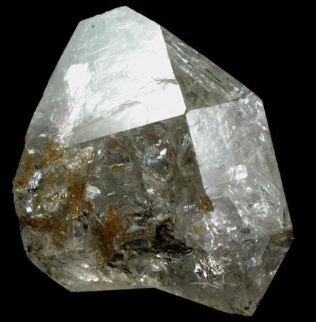 Photographs of mineral No. 46930: Quartz var. Herkimer ...