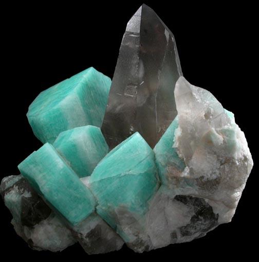 Photographs Of Mineral No. 54251: Quartz Var. Smoky Quartz