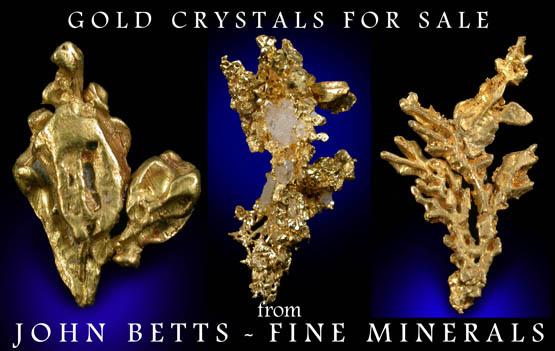 Photographs of mineral No  35772: Gold from Homestake Mine